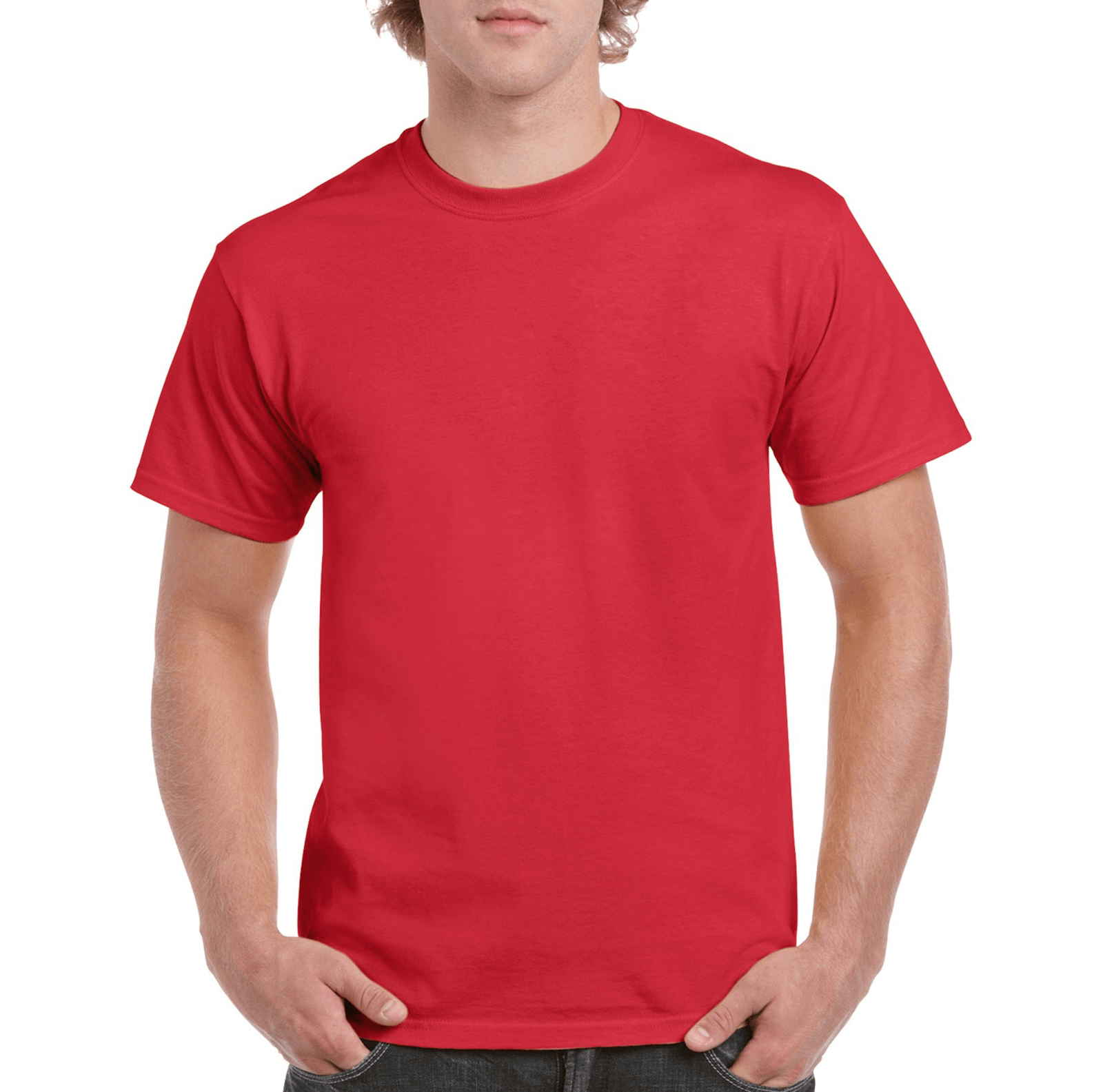 red t shirt 27114523103 blank tees