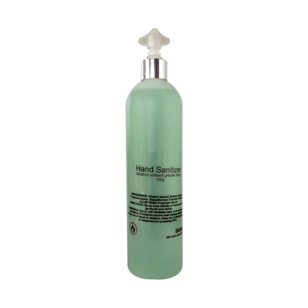 500ml Gel Sanitizer